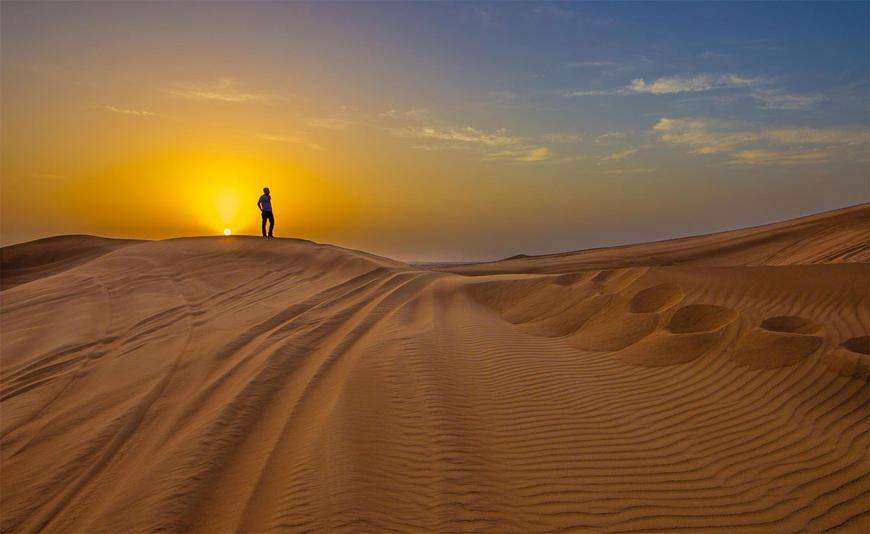 Tempo di Quaresima / L'amore entra nel deserto del cuore dell'uomo per risanarne la fragilità