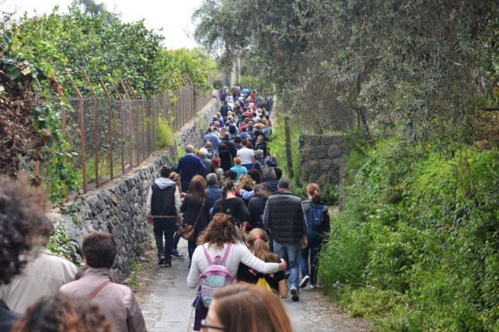 Aci Catena / Passeggiata domenicale alla riscoperta dei Mulini ad acqua di Reitana