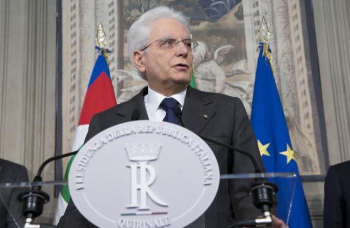 """Verso il nuovo governo / Mattarella concede ancora qualche giorno: """"In seguito valuterò in che modo procedere"""""""