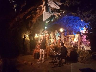 Concerto/ Note e suggestioni dell'armonica di Milici nella chiesa della Grotta di Acireale