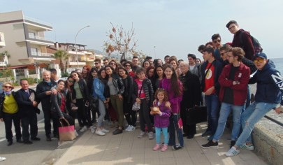 Istituto San Michele / Cultura e natura nella visita guidata al Parco letterario Quasimodo di Roccalumera