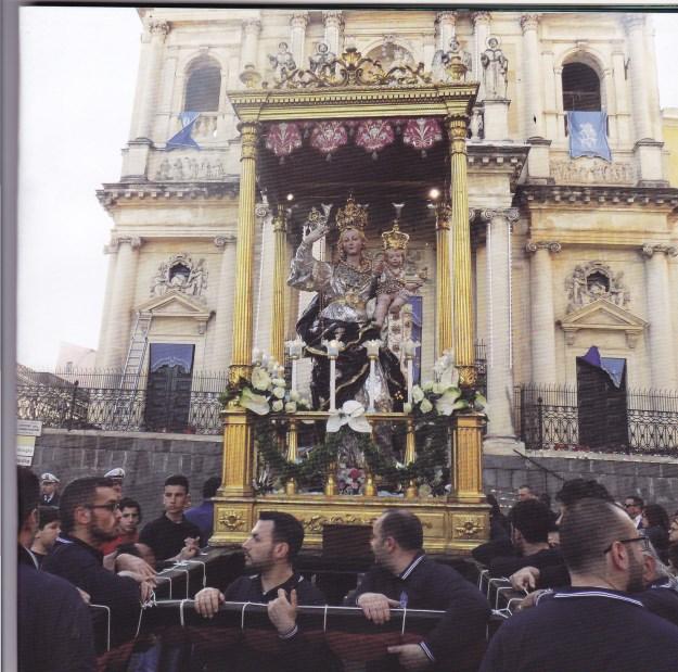 """Acireale / Nella chiesa di San Domenico dal 22 aprile si festeggia la Madonna del Rosario, protettrice della città dalle """"pesti"""" del nostro tempo"""