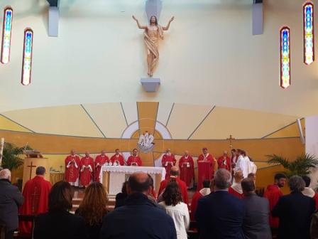"""Conferenza Episcopale Siciliana / La sessione primaverile a Piazza Armerina. Presentato il progetto sugli """"Opifici di pace"""""""