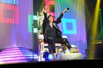 Concerti – Gianna Nannini ad Acireale 2 / Non è stato uno spettacolo a metà: la rockstar ha mostrato la propria grandezza di artista