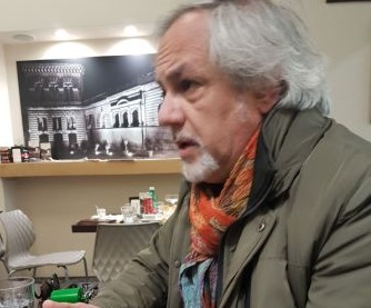 """Intervista / In un film fatto in casa Marcello Trovato racconta i """"Nove anni a Tientsin"""" del nonno"""