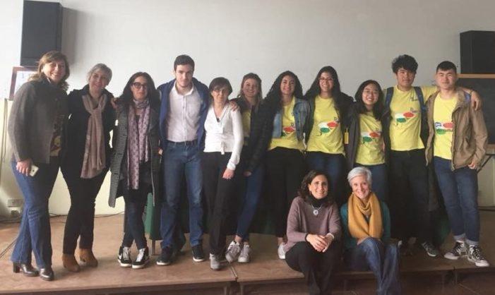 """Intercultura a Linguaglossa / La città e il liceo """"Amari"""" aprono le porte agli studenti del mondo"""
