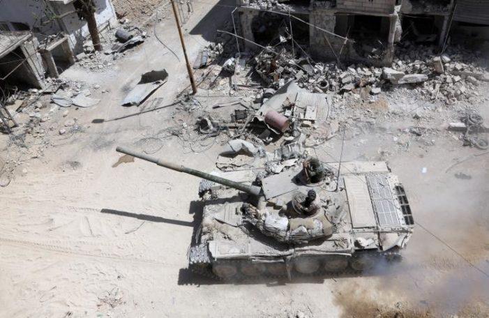 Siria / La guerra, tra armi chimiche e scomposizione demografica