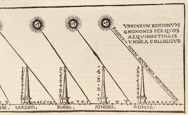 Adam fecit – 3 / Vitruvio, architetto e storico romano, ci fa conoscere i precursori di Copernico