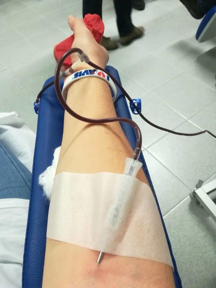 Donazione di sangue / Chi dona salva una vita. Intervista ad Angela Belfiore, presidente Avis, e Anna Primavera, capogruppo Fratres Acireale