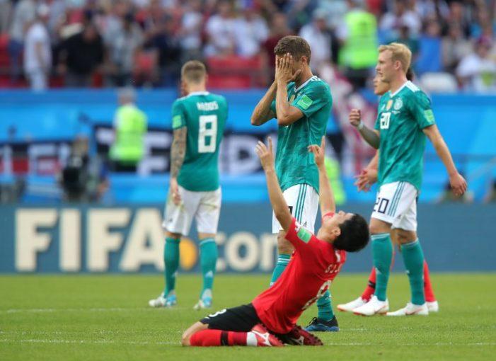 Calcio / Mondiali 2018: La maledizione dei campioni continua, Germania fuori