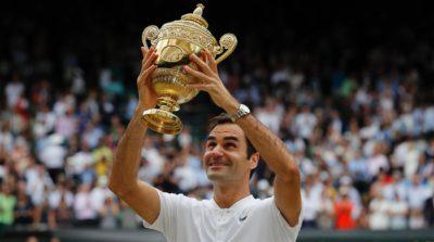 Federer leggenda