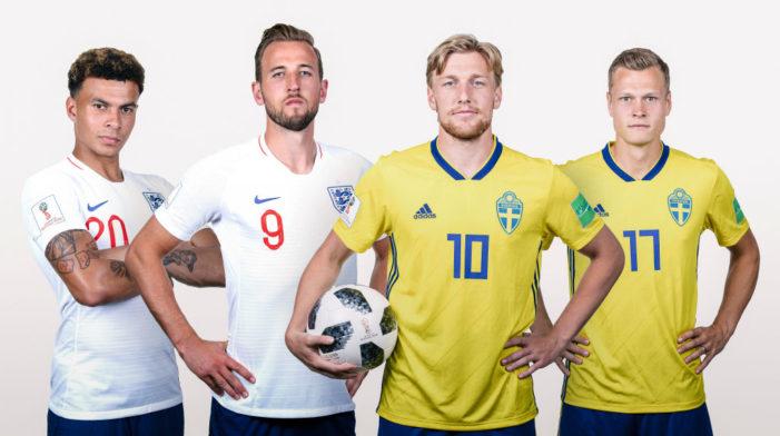 Calcio / Mondiali 2018: Svezia e Inghilterra a caccia della semifinale
