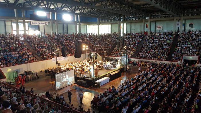 Acireale / In settemila alla Convocazione regionale del Rinnovamento nello Spirito Santo