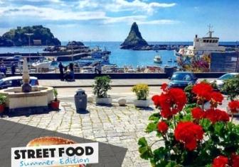 """Acitrezza / """"Street food"""" dal 13 al 15 luglio: binomio vincente di gastronomia e convivialità"""