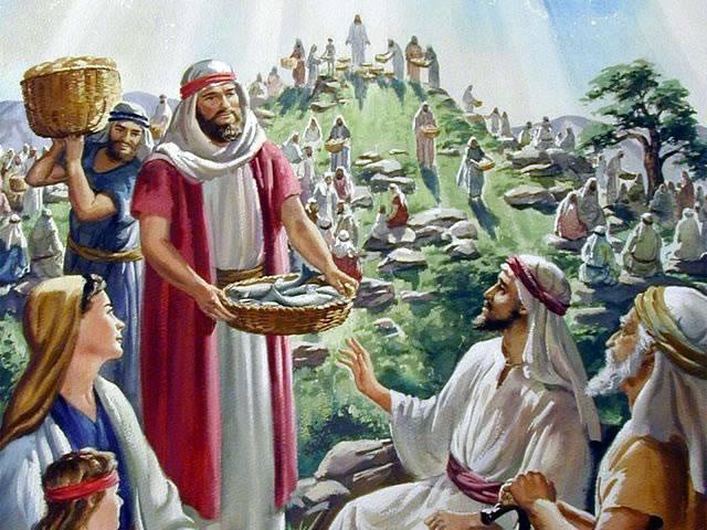 Vangelo della domenica (29 luglio) / Il miracolo della moltiplicazione dei pani e dei pesci fa riflettere sull'importanza della condivisione