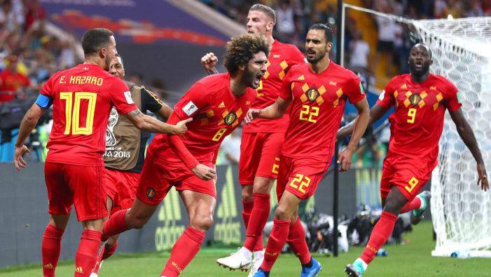 Calcio / Mondiali 2018, Brasile-shock: Hazard e De Bruyne portano il Belgio in semifinale
