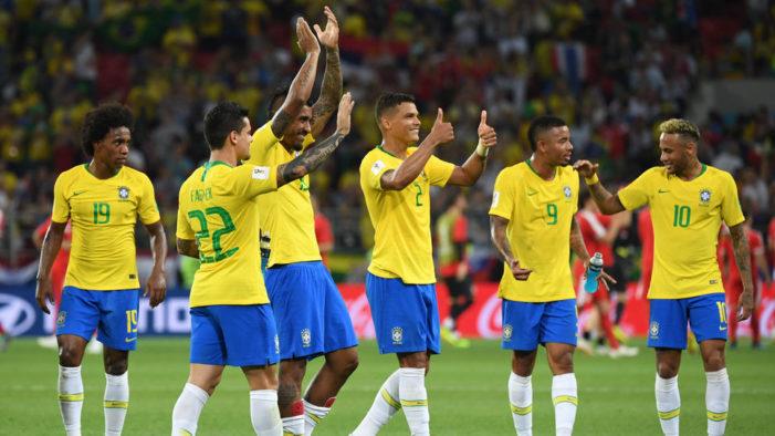 Calcio / Mondiali 2018: Il Brasile vola ai quarti sulle ali di Neymar, Messico battuto 2-0