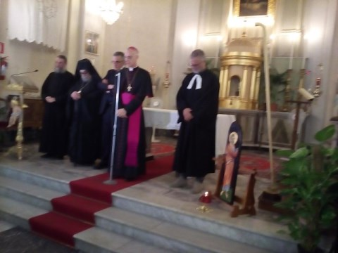 """Diocesi / Ad Altarello incontro ecumenico sulle """"Lettere patenti"""", la libertà alla Chiesa valdese di esprimere la propria fede"""