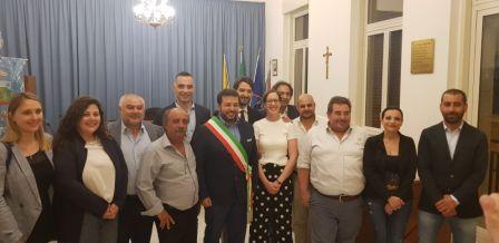 Santa Venerina / Insediato il consiglio comunale: Fabio Sorbello eletto presidente, Sandra Patanè vice, entrambi all'unanimità
