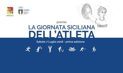 """Sport / """"La giornata siciliana dell'atleta"""" il 7 luglio al Teatro Greco Romano di Catania"""