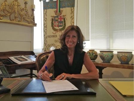 Istituzioni / Paola Gargano nuovo commissario straordinario della Città metropolitana di Catania