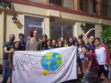 """Intervista / Sara Scudero illustra il progetto di accoglienza """"Arte migrante"""" che ha preso il via nella Casa camilliana di Acireale"""