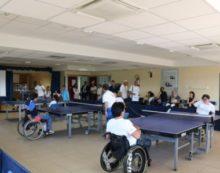 Ospedale Cannizzaro / 2° Memorial di Tennis-tavolo. All'Unità Spinale il ricordo di Daniele Vintaloro