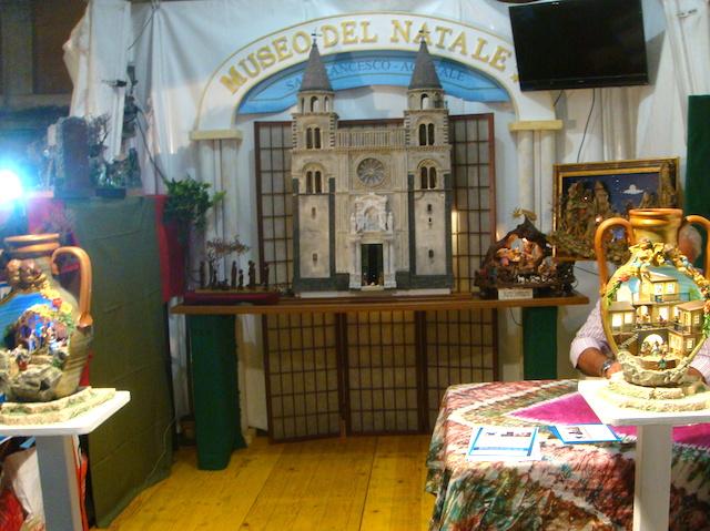Acireale / Fervono i preparativi per la partecipazione del Museo del Natale alla Fiera dello Jonio 2018