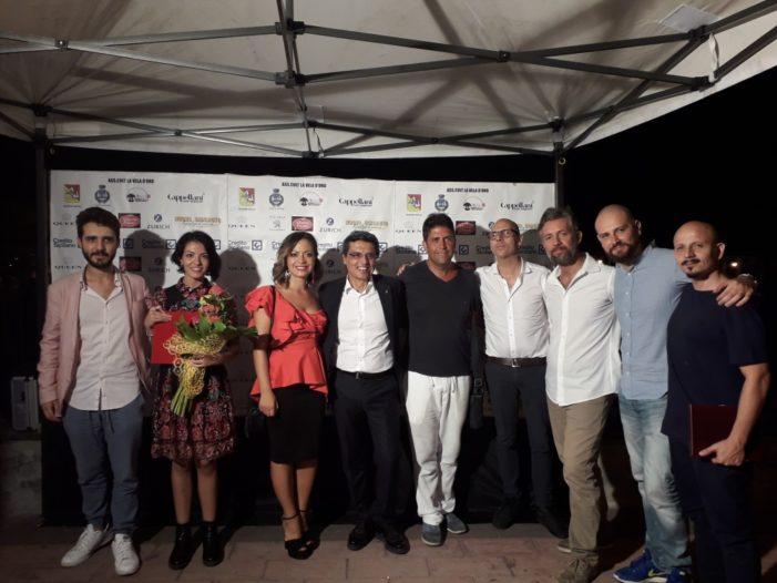 Vela d'oro 2018 / La calabrese Tatiana Murdaca vince la 33a edizione del festival di Stazzo
