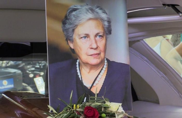 """Lutto / A Palermo i funerali di Rita Borsellino. Mons. Lorefice: """"Aveva un cuore limpido non avvezzo al compromesso"""""""