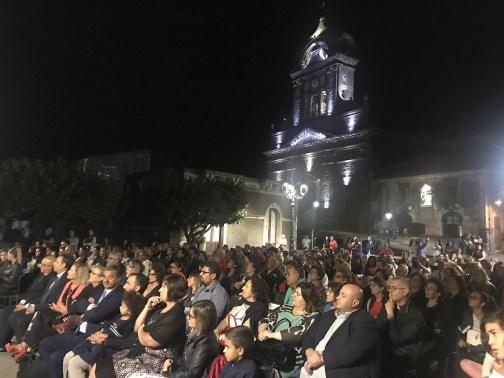 """S. Alfio / """"Targa Castagno dei cento cavalli"""": riconoscimenti e spettacolo, il giornalista Alfio Sciacca tra i premiati"""