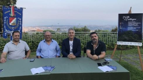 """Sant'Alfio / Domani la """"Targa Castagno dei cento cavalli"""" per promuovere il territorio e le professionalità"""