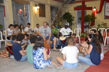 """Casa San Camillo / Nella terza serata di """"Arte migrante"""" la musica  come strumento di inclusione e condivisione"""