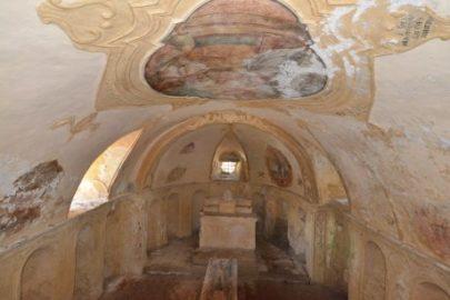Castiglione / La cripta di San Giuseppe e i suoi misteri tra