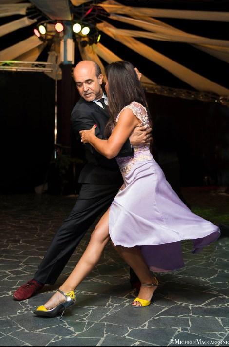 """Catania / Stasera a lezione di tango all'Empire: """"primipassi"""" guidati da Angelo e Donatella Grasso"""