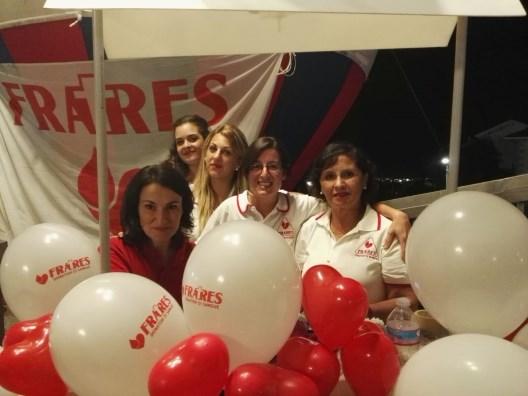 """Aci S. Antonio / Il 22 e 23 settembre la """"Fratres"""" in piazza per promuovere la donazione del sangue"""