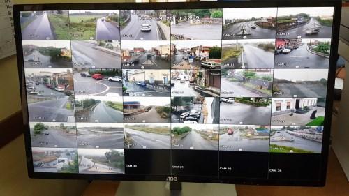 Belpasso / Videosorveglianza: in funzione 32 telecamere e lettori  di targhe nei varchi di accesso