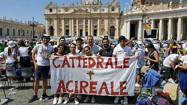 Siamo qui / La testimonianza di un seminarista della nostra diocesi sull'incontro dei giovani a Roma con Papa Francesco