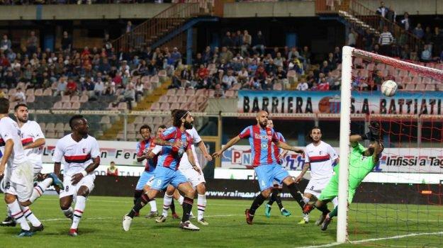 Calcio Catania / I rossazzurri calano il tris contro la Vibonese