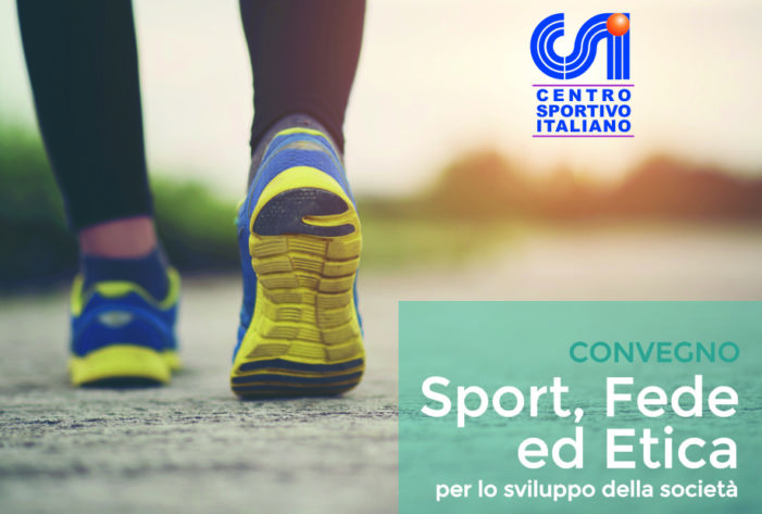 """""""Sport, fede ed etica, per lo sviluppo della società"""": convegno ad Acireale"""