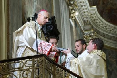 Parrocchia Cattedrale / Il benvenuto della comunità al nuovo parroco don Mario Fresta, con cui camminare insieme, uniti
