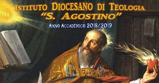 """Diocesi / Iniziate le attività dell'Istituto Diocesano di Teologia """"S. Agostino"""" per l'anno accademico 2018/2019"""