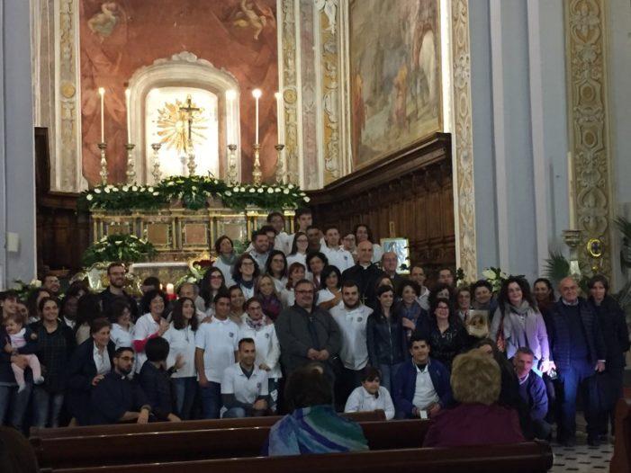 """Diocesi / Veglia ad Aci S. Antonio """"Giovani per il Vangelo"""", il vescovo Raspanti fa riflettere sul senso della vita"""