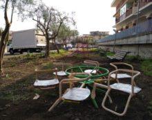 Acicatena / Recupero urbano di via Arena con area  verde e bambinopoli