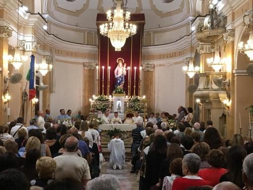 Acitrezza / Con la visita della comunità di S. Maria La Scala concluso il gemellaggio nel segno della Madonna
