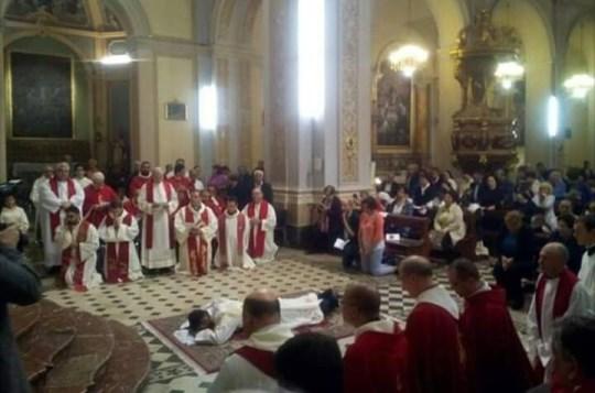 """Ordinazioni sacerdotali / Vieni e seguimi: il """"sì"""" di don Alfredo Coco"""
