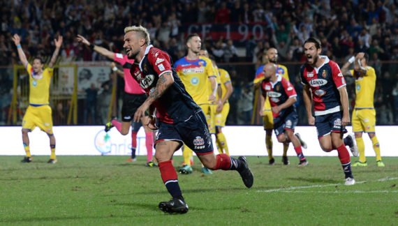 Calcio Catania / Sfuma al 91′ il colpaccio dei rossazzurri a Caserta