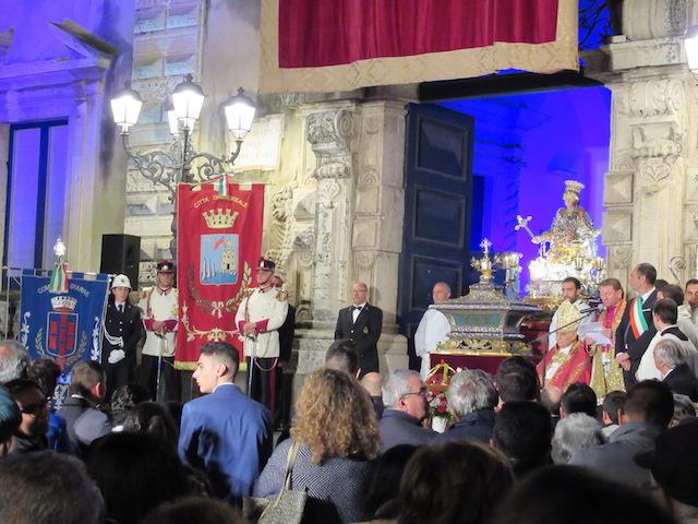 """Diocesi / La festa di Santa Venera """"d'inverno"""", una ricorrenza molto sentita. La prima per il nuovo parroco della Cattedrale"""