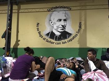 """Messico – Stati Uniti / La  carovana di migranti arriva a Tijuana: """"Il 65% donne e bambini"""""""