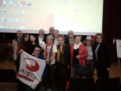 Aifo / Tre incontri ad Acireale con gli studenti dei licei e un concorso sul pensiero di Follereau